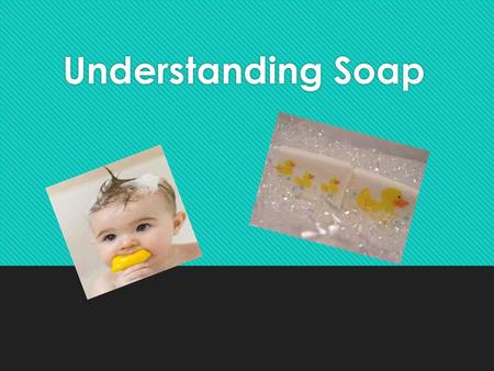 Understanding Soap. When was soap first used?  Soaps have been excavated in clay cylinders that date back to 2800 B.C.  An ancient Egyptian scroll dated.