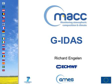 G-IDAS Richard Engelen.
