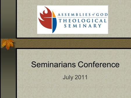 Seminarians Conference July 2011. Nicholas Wolterstorff Yale Divinity School Two roles of theology in the Christian community: Non-engaged—an ideological.