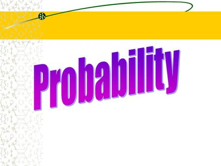 Probability of Two Dependent Events: If two events, A and B, are dependent, then the probability of both events occurring is… P(A and B) = P(A) * P(B.