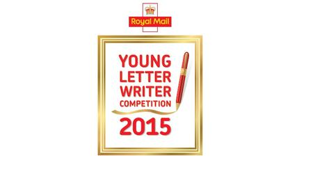 Royal Mail is running an amazing national letter writing competition for students under the age of 14 on 1 st September 2015. Royal Mail's Young Letter.
