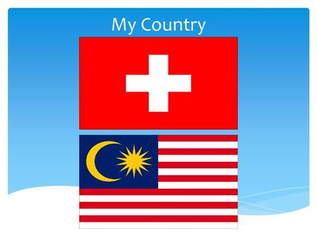 My Country. Switzerland Map Switzerland is near France, Germany, Austria and Italy.
