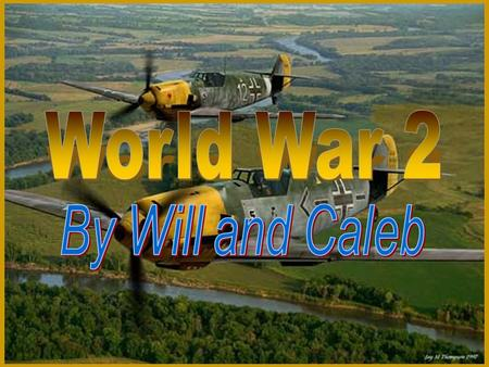 How long did World War II go for?  World War II went for 6 years from 1939 to 1945.
