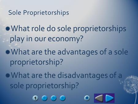 Sole Proprietorship Business Challenges