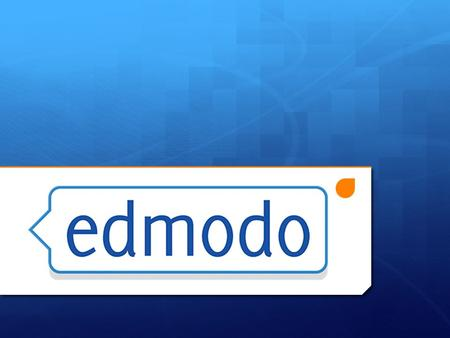 Advantages of  Edmodo is free. It will always be free.  Edmodo is secure  Edmodo allows many levels of control  Edmodo does not require an email address.
