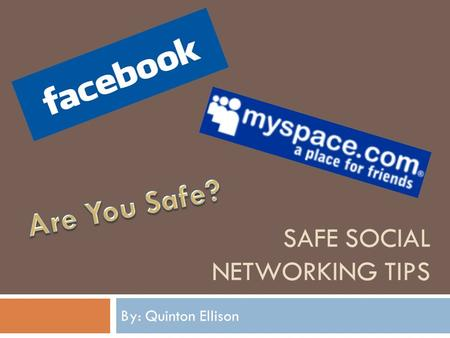 safe social networking Social networking is a large part of the social identity of young people  safe social networking social media readiness the risks of social networking.