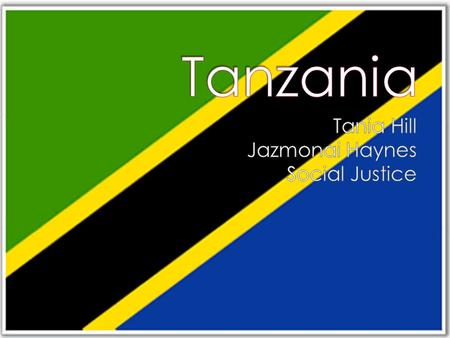 The mainland portion of what is now Tanzania was named by a British civil servant in 1920, from the Swahili words tanga (sail) and nyika (bright arid.