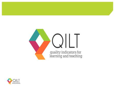 Just before we get started… Who are we? How questions will be handled Resources available after the webinar Key QILT Dates & the AGS Item Review 2.