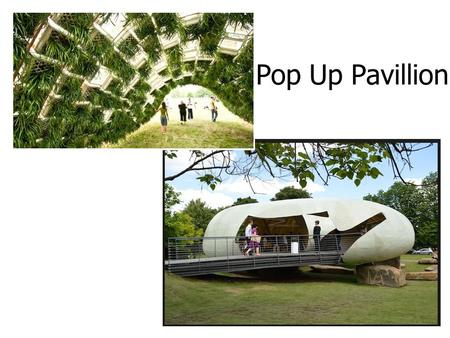 Pop Up Pavillion. Collect Info – day #1 Try This Make a list of experiences that you really liked or disliked. Discuss with your peers and compare notes.