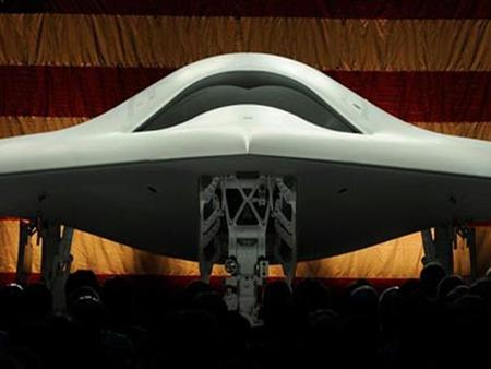 INTRODUCING THE X-47B Aerospace goliath Northrop Grumman has taken the wraps off one of the most advanced robot aircraft in the world, the X-47B Unmanned.