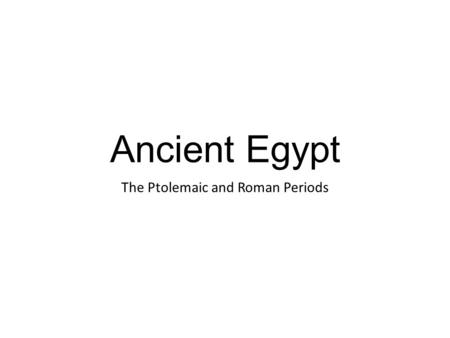 ancient egyptian civilization from 3100 32bc essay Read this full essay on the ancient egyptian civilization there are many   ancient egyptian civilization from 3100 32bc essay 1487 words - 6 pages  ancient.