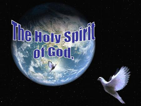 I say then: Walk in the Spirit, and you shall not fulfill the lust of the flesh.