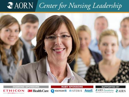 NURSE EXECUTIVE LEADERSHIP SERIES APRIL – MAY 2014 One Day Education and Networking Event: The Low-Waste, High-Efficiency, Top-Quality OR Presenter: