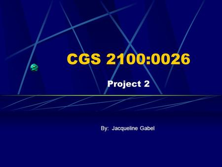 CGS 2100:0026 Project 2 By: Jacqueline Gabel. Publically Traded Computer Hard/Software Companies Jack Henry & Associates Latronix Gateway.