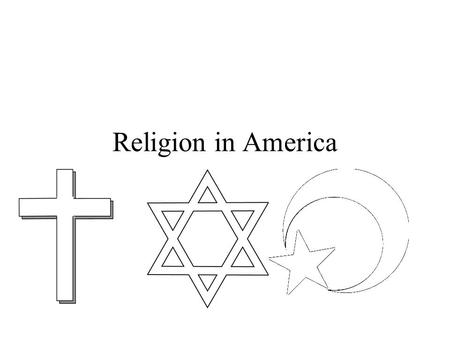 Religion in America. Catholic25.1% Baptist15.8% Mainline Christian12.9% (Methodist, Lutheran, Presbyterian, Episcopalian/Anglican, United Church of Christ,