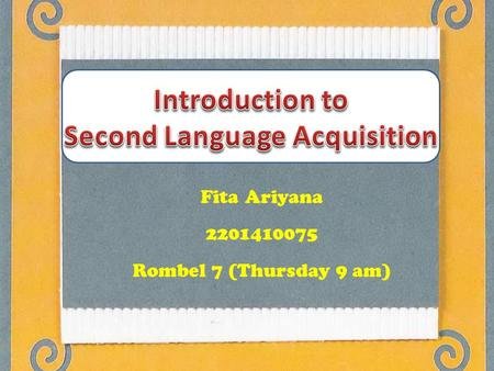 Fita Ariyana 2201410075 Rombel 7 (Thursday 9 am).