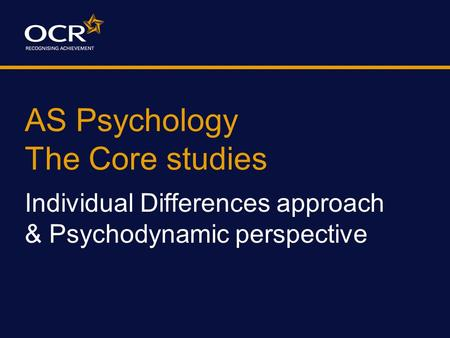 different perspectives of psychology essay
