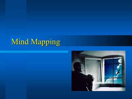 Mind Mapping. Dr. J. Mior2 Mind Map Sample Dr. J. Mior3 What is a Mind Map? Mind map is a tool which helps you think and learn. Shows the structure of.