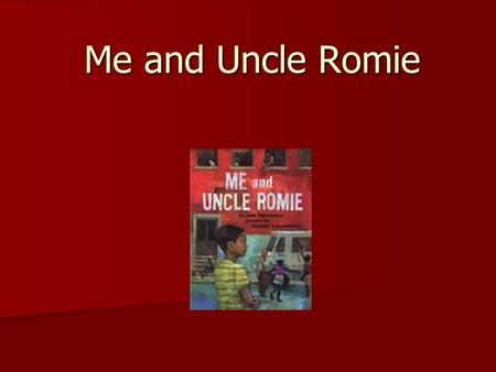Me and Uncle Romie. Why was James sent to New York City? a. He was invited to go to a school there. b. He wanted to learn how to become an artist. c.