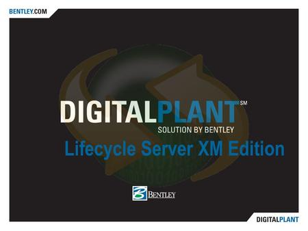 Lifecycle Server XM Edition. XM Edition Features Full Oracle and SQL Server Support –Oracle 8.1.0.7 & 9.2.0.7 –SQL Server 2005 Improved XML import/export.