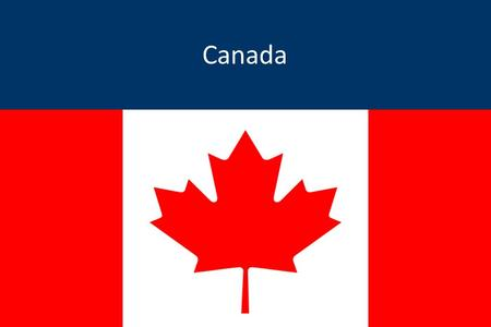 Canada. Canada is the second largest country the world. 35 507 874 people live there.