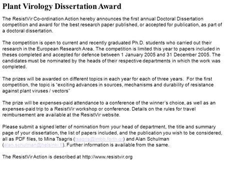 publishing doctoral dissertation