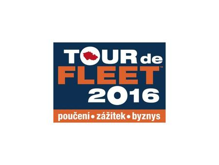 What is it... Tour de Fleet 2016 is a nationwide tour of events in the Czech Republic aimed at the information and commercial support of the car fleet.