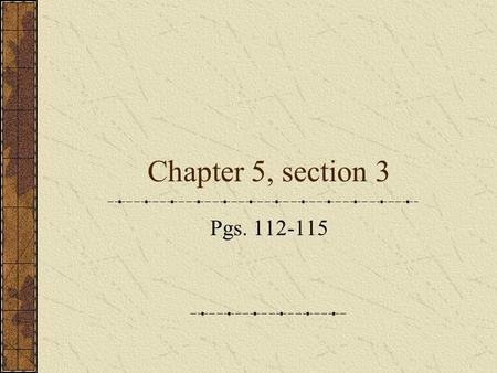 Chapter 5, section 3 Pgs. 112-115. Agents of Socialization Agents of Socialization: describe the specific individuals, groups, and institutions that enable.