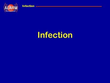 Infection International Infection. International Objectives definition predisposing factors pathophysiology clinical features sites of postpartum infection.