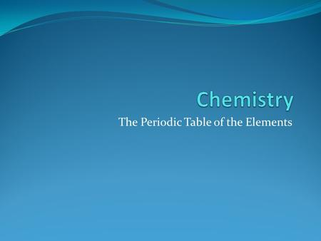 why do chemists classify matter Scientists classify matter in a number of ways first, all matter is classified at the atomic level atoms are classified as electrons, protons or neutrons electrons.