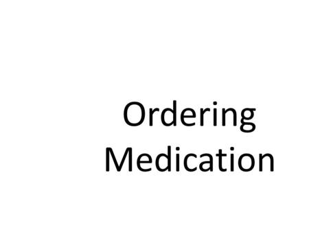 "Ordering Medication. Official ""Do Not Use"" List Do not UseUse Instead UUnit IUInternational unit Q.D.Daily QODEvery other day Trailing zero (X.0 mg)X."