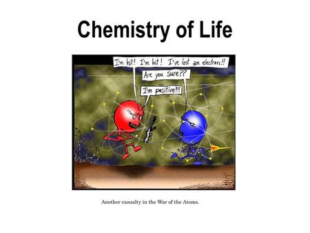 Chemistry of Life. ProtonsNeutronsElectrons Location (within an Atom) Charge (neutral, positive or negative) Relative Atomic Size (largest, smallest…?)