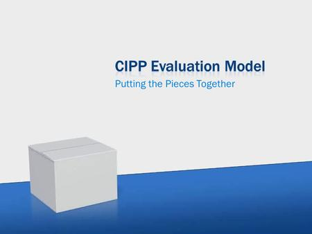 Putting the Pieces Together. This 2010 PowerPoint contains video animation which support text over the top of it. The PowerPoint 2007 version includes.