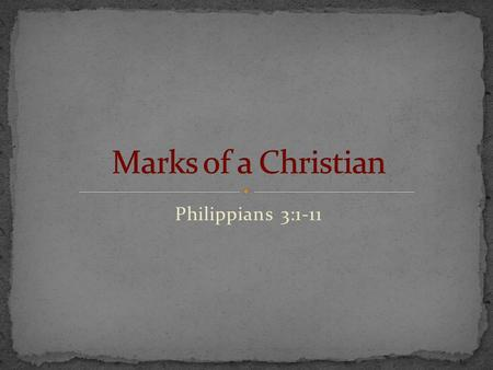 Philippians 3:1-11. Scripture reading Overview Small group discussions – in each table Review the answers together and wrap up.