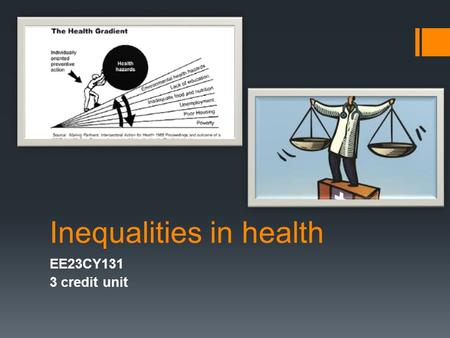 describe some of the inequalities on What causes health inequalities and how can they be reduced violence is experienced unequally, with 17% of women and 7% of men having experienced the use of force from a partner or ex-partner at some point in go to health inequalities - what are they and how do we reduce them download.