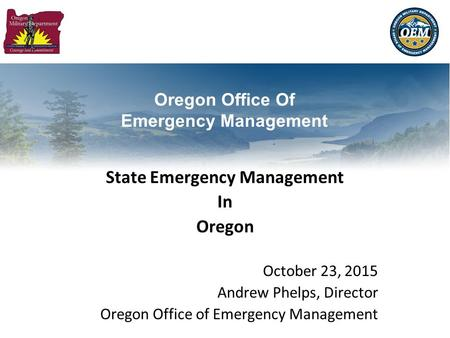 State Emergency Management