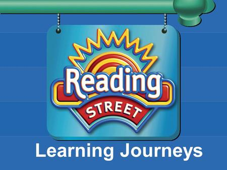 Learning Journeys. Research & Evidence of Success.