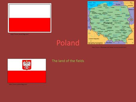 Poland The land of the fields