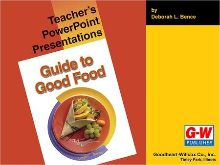 Chapter 22 Salads, Casseroles, and Soups Part 3 The Preparation of Food Revere.