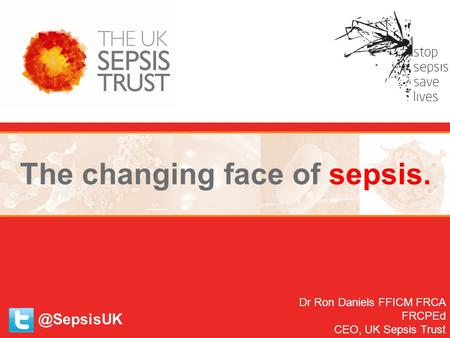 The changing face of sepsis.