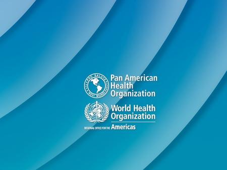 Health Disaster Management in the Americas 1 |1 |... Dr. Ciro R. Ugarte Emergency Preparedness and Disaster Relief.