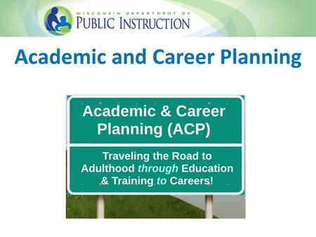 Academic and Career Planning. The Four Year Plan as it usually occurs now https://www.youtube.com/watch?v=ZIRdST_Dc 0M.