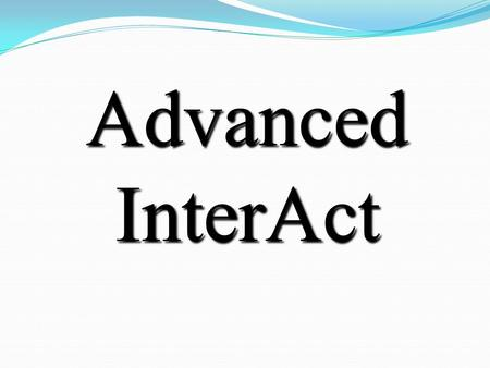 "Advanced InterAct. A quick way of reading through multiple messages is to ""summarize"" them. This will make them appear as a list in a single message box."