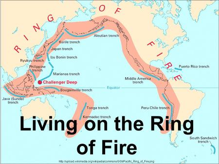 Living on the Ring of Fire