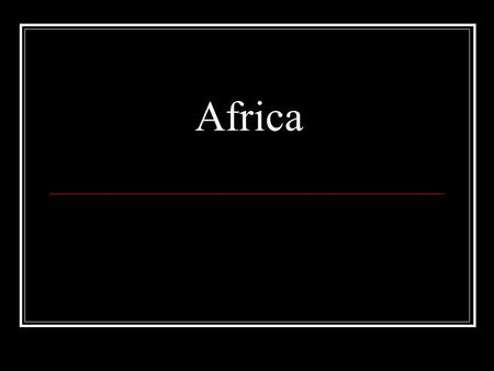 Africa. Vocabulary Ago- Attention Ame- I am listening Dabas- pants Fanga- Dance of welcome Mandiani- Dance of celebration Bantaba- dancing ground Griot-