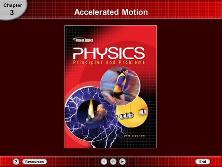 Accelerated Motion Chapter 3. Accelerated Motion Develop descriptions of accelerated motions. Use graphs and equations to solve problems involving moving.