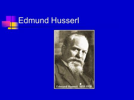 Husserlian phenomenological study method