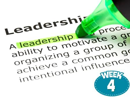 What Is Leadership?  Leadership –The ability to influence a group toward the achievement of goals  Management –Use of authority inherent in designated.