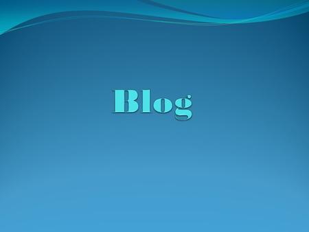 What is Blog? How to Make a Blog? 1 st step- make a gmail account.