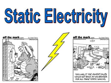 Electrostatics the study of electrical charges at restElectrodynamics the study of electrical charges in motion opposite positivenegativeBenjamin Franklin.